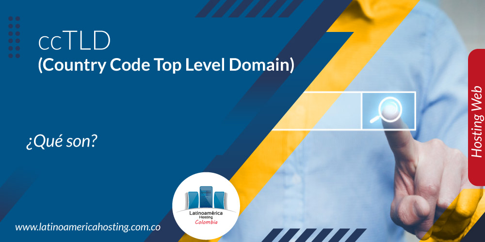 country code top level domain